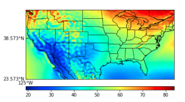 Compute Average Of Yearly Us Cloud Cover For Solar Panel - Us-cloud-cover-map